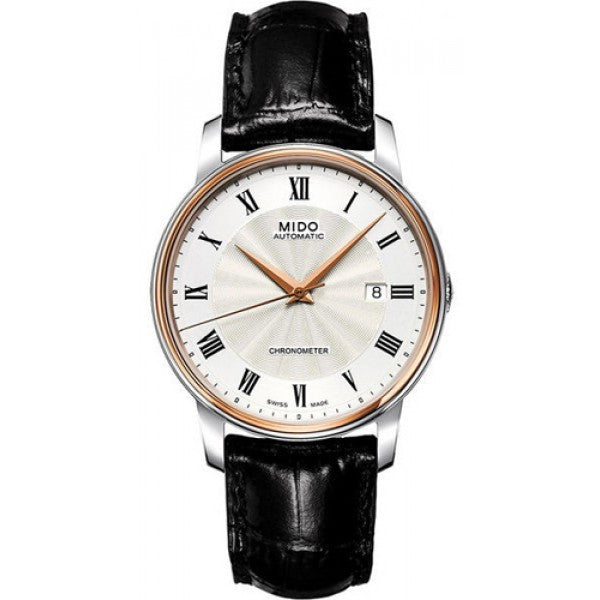 Mido Baroncelli III M0104084603320 Watch (New with Tags)