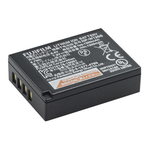 FujiFilm NP-W126S Battery for X-T2