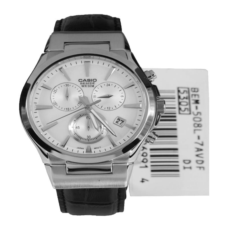 Casio Beside BEM-508L-7A Watch (New with Tags)
