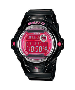 Casio Baby-G Standard Digital BG-169R-1B Watch (New with Tags)