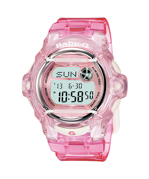Casio Baby-G 200-meter Water Resistance BG-169R-4 Watch (New With Tags)