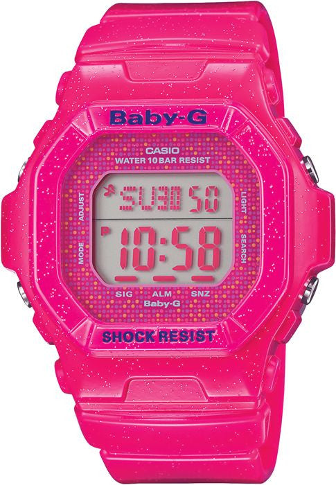 Casio Baby-G Standard Digital BG-5600GL-4 Watch (New with Tags)