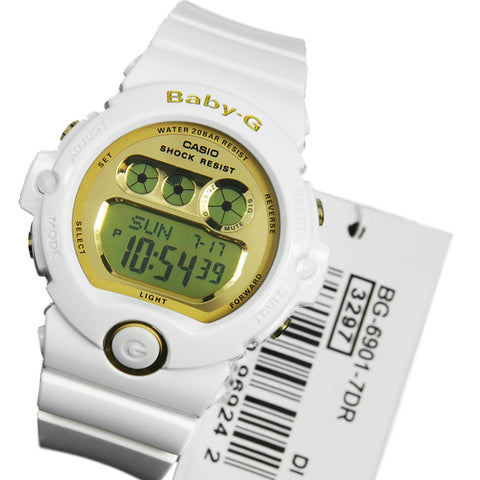 Casio Baby-G Digital BG-6901-7 Watch (New with Tags)