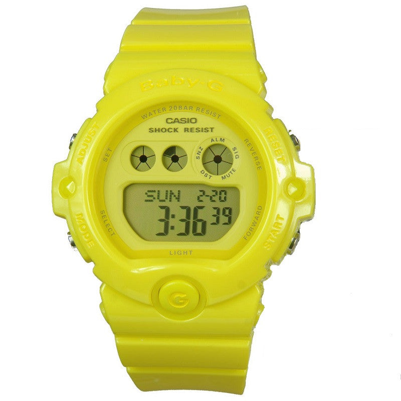 Casio Baby-G 200m WR BG-6902-9 Watch (New with Tags)