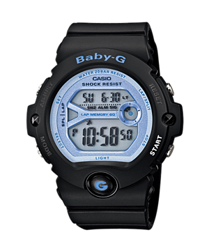 Casio Baby-G 200m Water Resistant BG-6903-1 Watch (New with Tags)