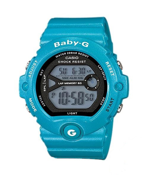 Casio Baby-G 200m Water Resistant BG-6903-2 Watch (New with Tags)