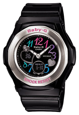 Casio Baby-G Analog-Digital BGA-101-1B Watch (New with Tags)
