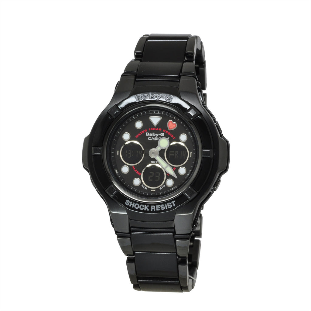 Casio Baby-G Analog-Digital BGA-124-1A Watch (New with Tags)