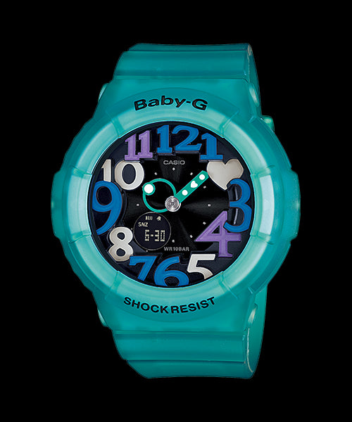 Casio Baby-G Standard Analog-Digital BGA-131-3BDR Watch (New With Tags)
