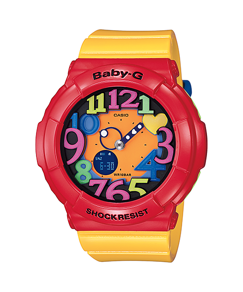 Casio Baby-G Neon Series BGA-131-4B5 Watch (New with Tags)