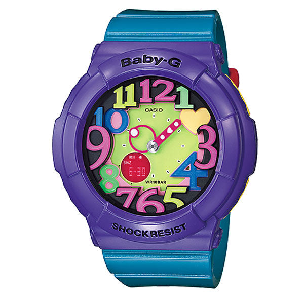 Casio Baby-G Neon Series BGA-131-6B Watch (New with Tags)