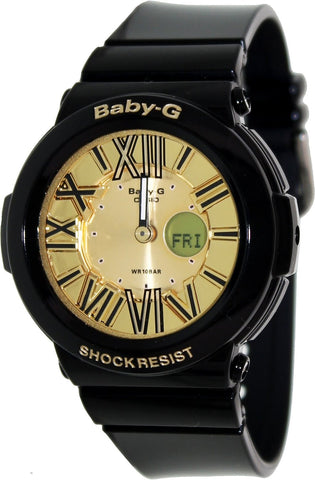 Casio Baby-G Neon Illuminator BGA-160-1B Watch (New with Tags)