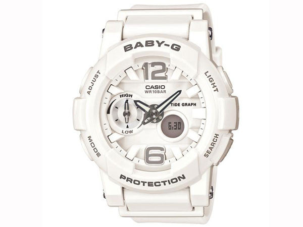 Casio Baby-G Analog-Digital BGA-180-7B1 Watch (New with Tags)