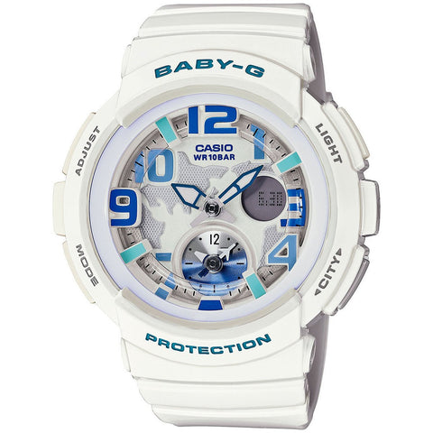 Casio Baby-G Analog-Digital BGA-190-7B Watch (New with Tags)