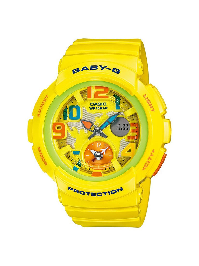 Casio Baby-G Analog-Digital BGA-190-9B Watch (New with Tags)