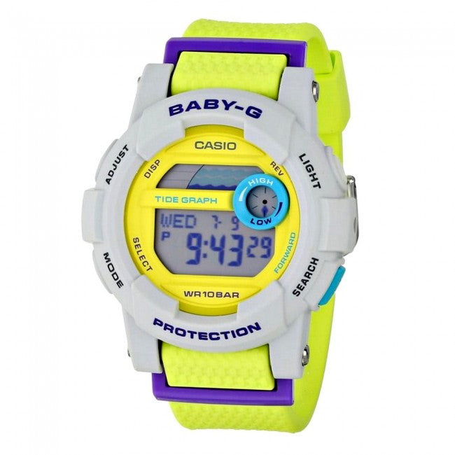 Casio Baby-G Digital BGD-180-3 Watch (New with Tags)