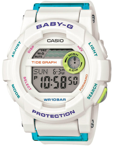Casio Baby-G Standard Digital BGD-180FB-7 Watch (New with Tags)