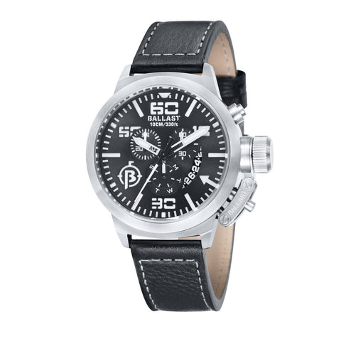 Ballast Trafalgar BL-3101-01 Watch (New with Tags)