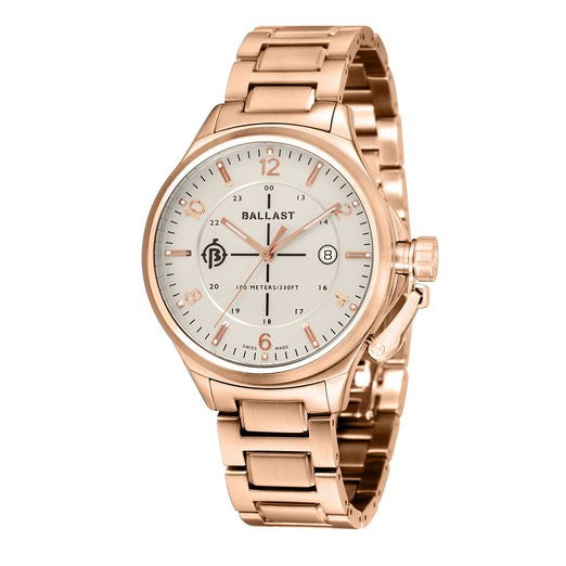 Ballast Trafalgar Dress BL-3125-33 Watch (New with Tags)