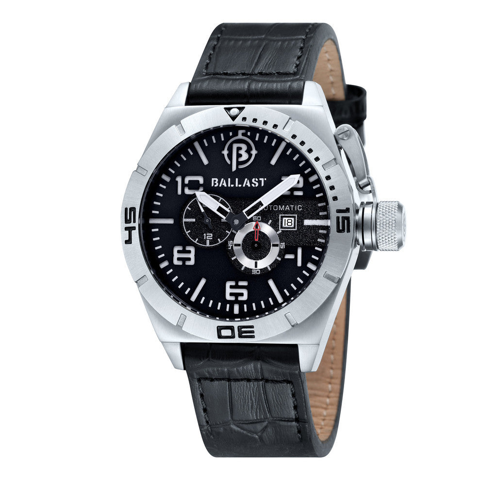 Ballast Amphion BL-3130-01 Watch (New with Tags)