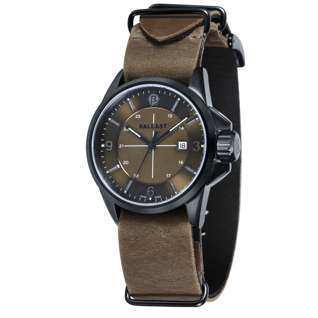 Ballast Odin BL-3132-06 Watch (New with Tags)