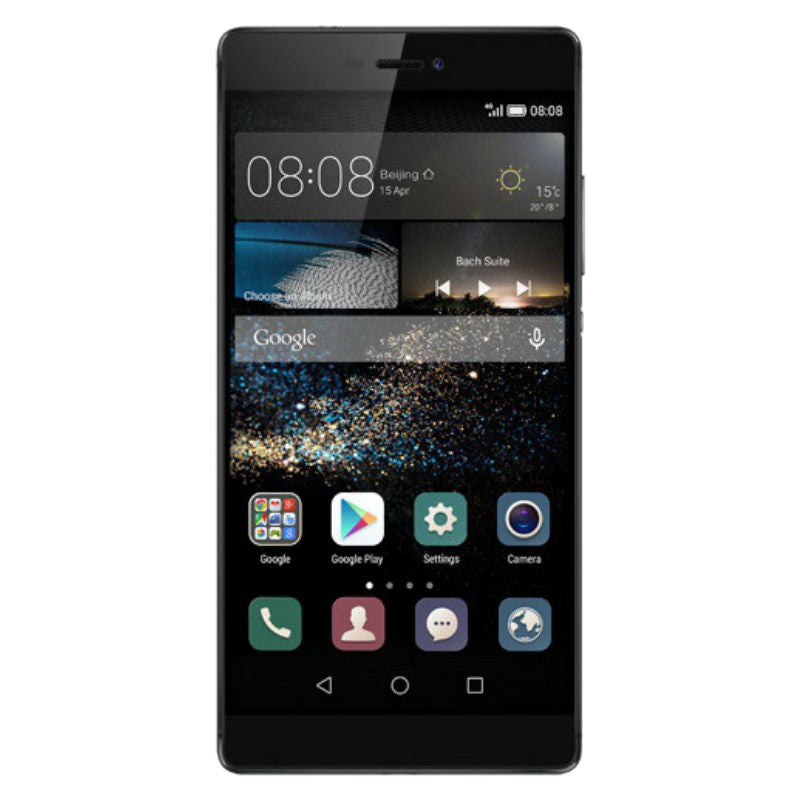 Huawei Ascend P8 Duos 16GB 4G LTE Black (GRA-UL00) Unlocked