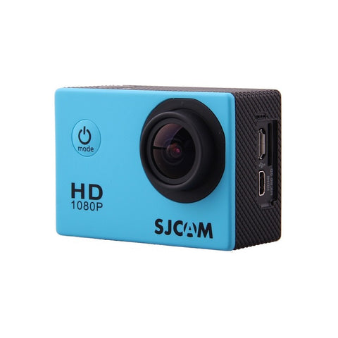 SJCAM SJ4000 1080p Full HD DVR Action Sport Camera Blue