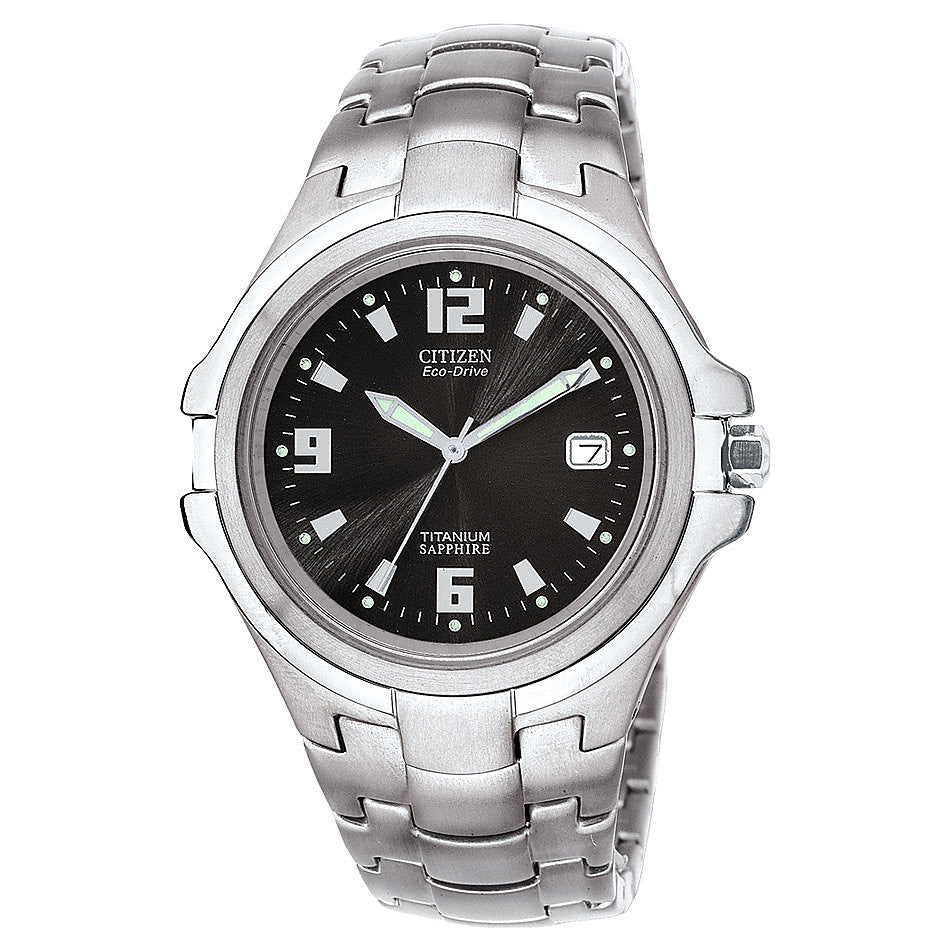 Citizen Eco-Drive Titanium BM1290-54F Watch (New with Tags)