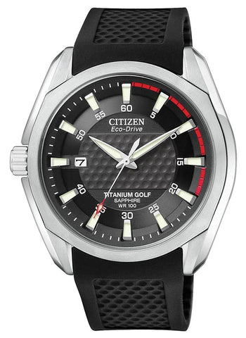 Citizen Eco-Drive-Golf BM7120-01E Watch (New with Tags)