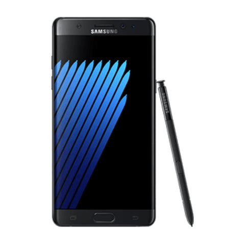 Samsung Galaxy Note 7 Dual 64GB 4G LTE (N930FD) Black Onyx Unlocked