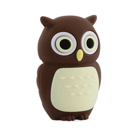 Bone Collection Owl 8G DR10021-8BR (Brown)