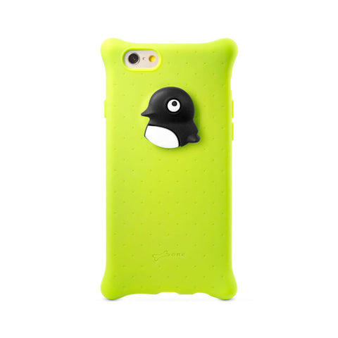 Bone Collection Phone Bubble 6 Penguin Case PH14011-G (Green)