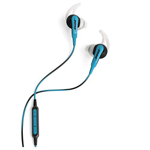 Bose SoundSport In-Ear Headphones for iPhone (Blue)