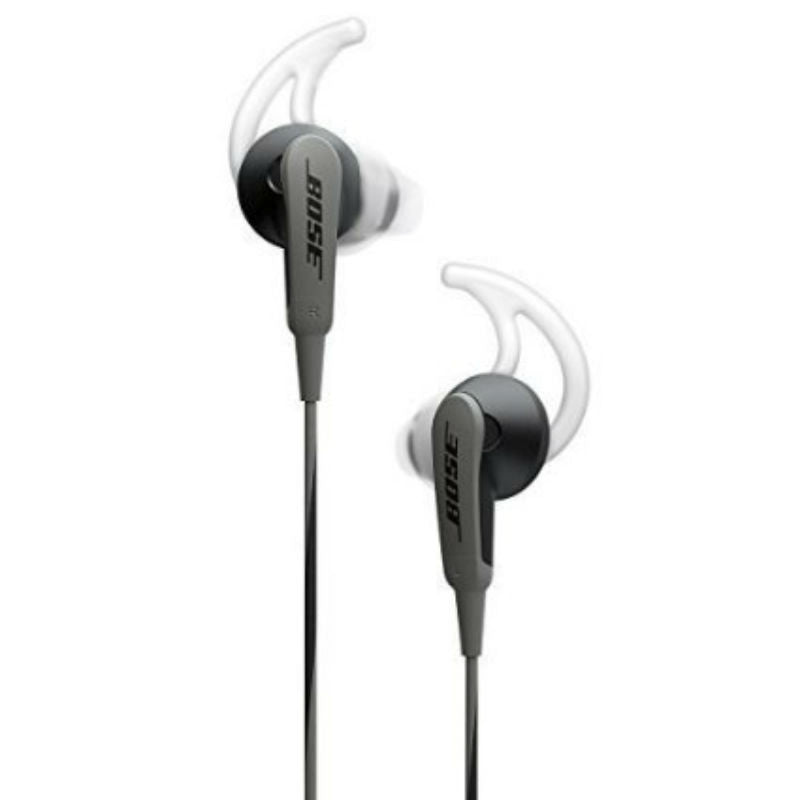 Bose Soundsport In-ear Headphones for Apple Devices (Charcoal)