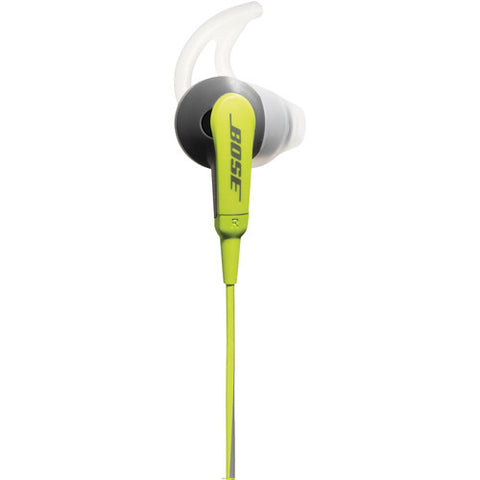Bose SoundSport In-Ear Headphones for Samsung (Green)