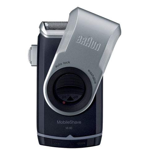 Braun M90 Mobile Portable Electric Shaver