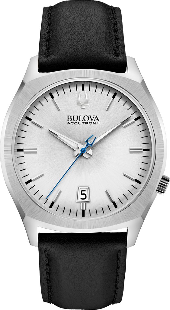 Bulova Accutron II Surveyor 96B213 Watch (New with Tags)
