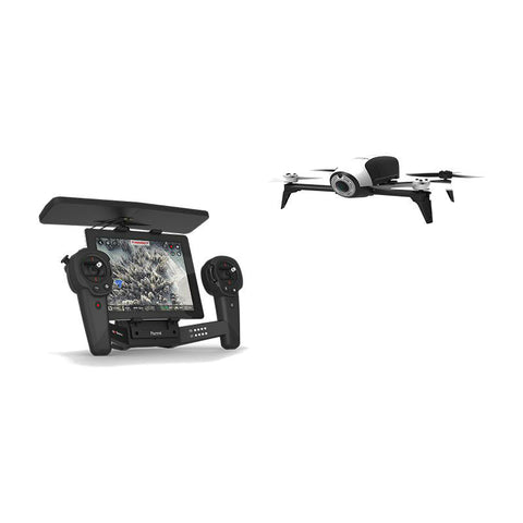 Parrot Bebop 2 Camera Drone with Skycontroller (White)