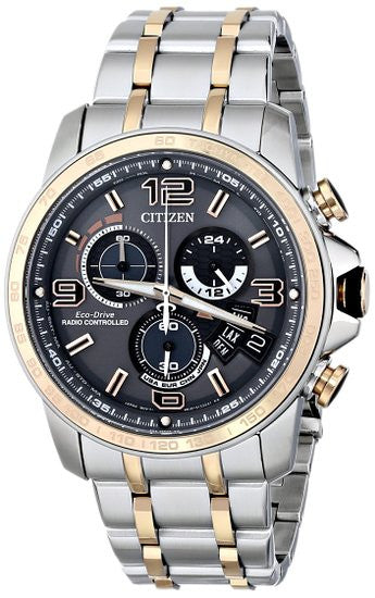 Citizen Chronograph Analog BY0106-55H Watch Watch (New with Tags)