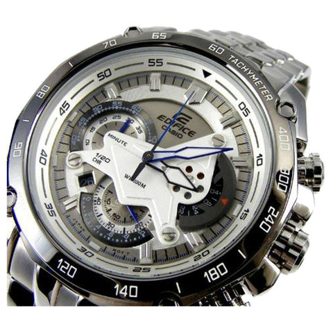 Casio Edifice Chronograph EF-550D-7AV Watch (New with Tags)