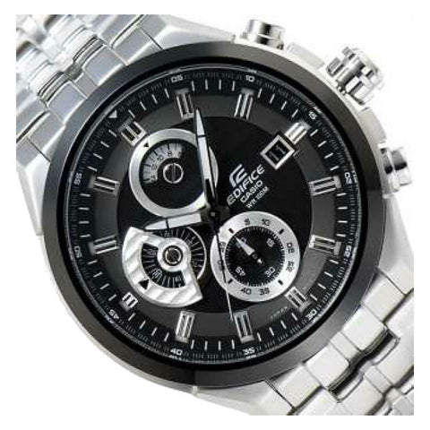 Casio Edifice Chronograph EF-556D-1AV Watch (New with Tags)