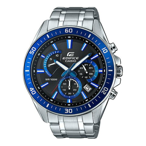 Casio Edifice Chronograph EFR-552D-1A2V Watch (New with Tags)