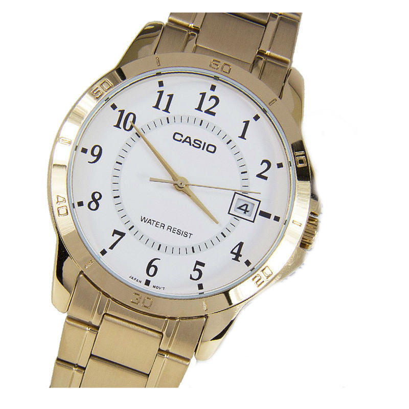 Casio Standard MTP-V004G-7B Watch (New with Tags)