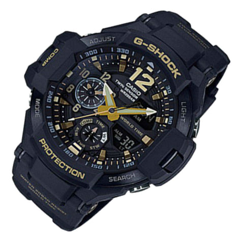 Casio G-Shock Gravity Master GA-1100GB-1A Watch (New with Tags)