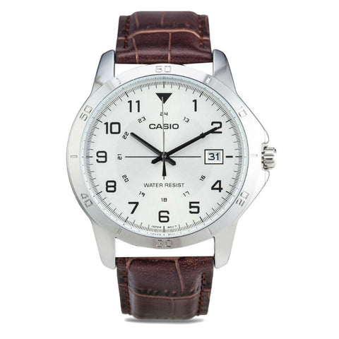Casio Standard MTP-V008L-7B2 Watch (New with Tags)