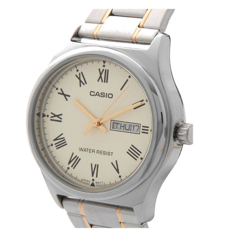 Casio Standard MTP-V006SG-9B Watch (New with Tags)
