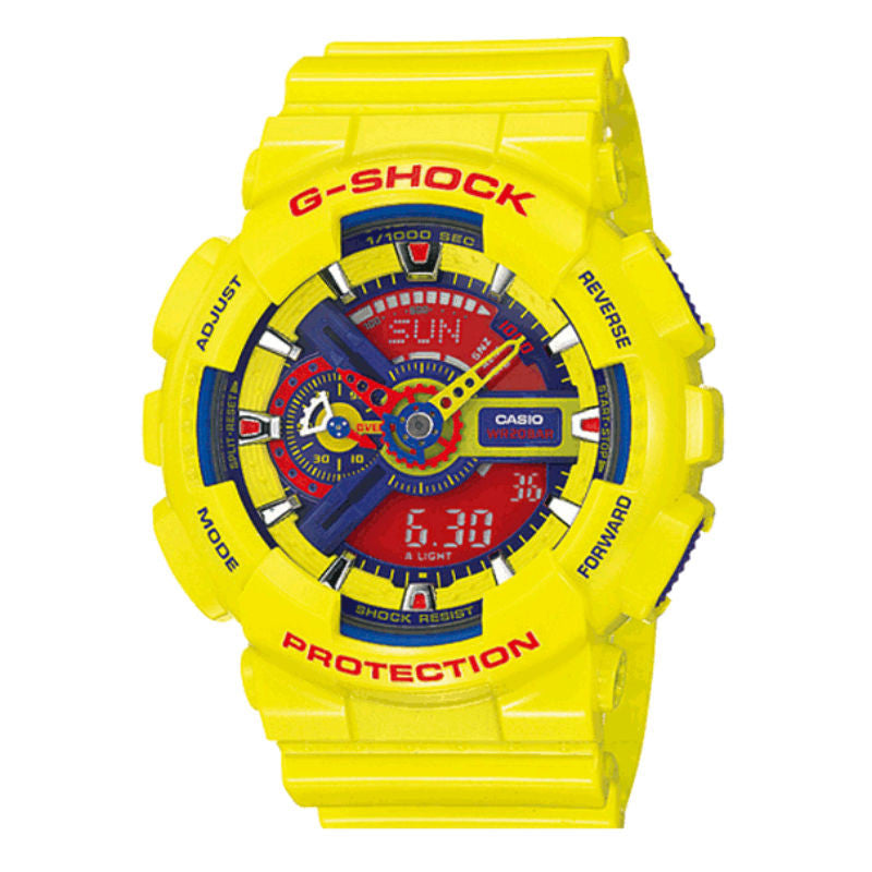 Casio G-Shock Hyper Colors GA-110A-9 Watch (New with Tags)