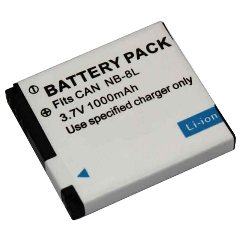 Generic NB-8L Battery for Canon