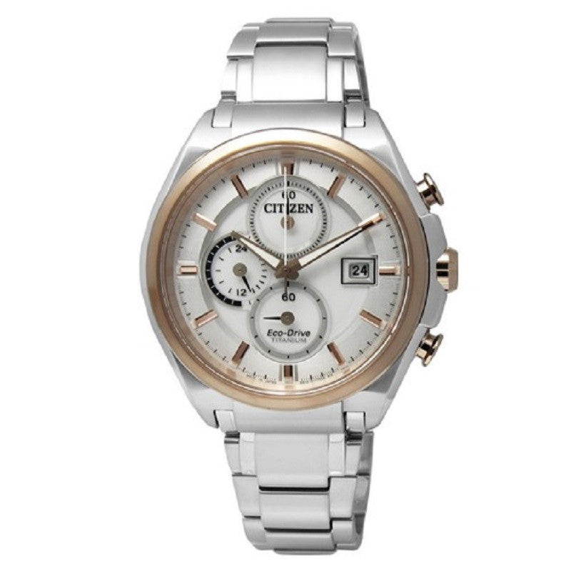 Citizen Eco-Drive Chronograph CA0356-55A Watch (New with Tags)