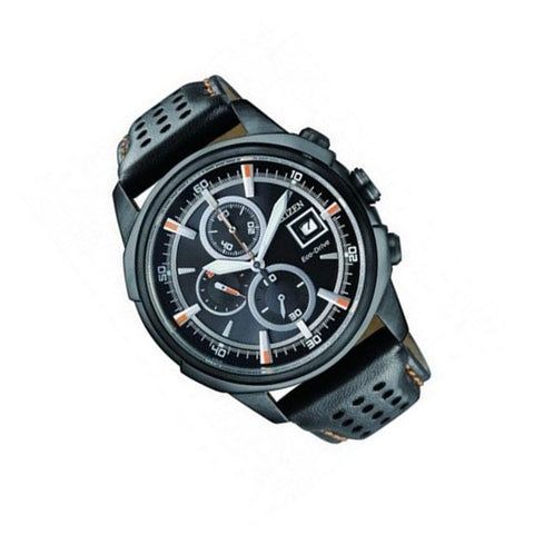 Citizen Eco-Drive Chronograph CA0375-00E Watch (New with Tags)